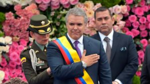 Menteri Pertahanan Kolombia Mundur Akibat Tekanan Politik
