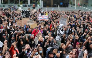 2.500 Keluarga Miskin di Pinggiran Selatan Buenos Aires Menentang Pengadilan