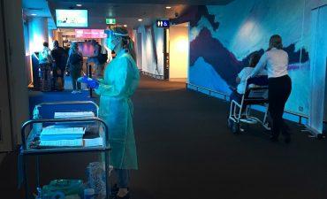 Para Tenaga Medis Di Argentina Memperingatkan Spesialis Perawatan Intensif berada di Ambang Kehancuran