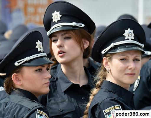 Apakah Polisi Wanita Di Amerika Selatan Hanya Melayani Wanita?