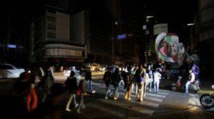 Pemadaman Listrik Di Amerika Selatan